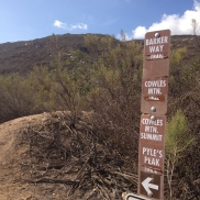 Mission Trails, San Diego County